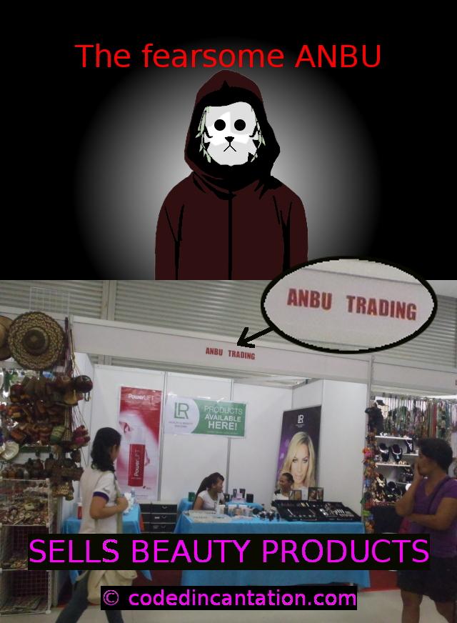 Naruto Anbu