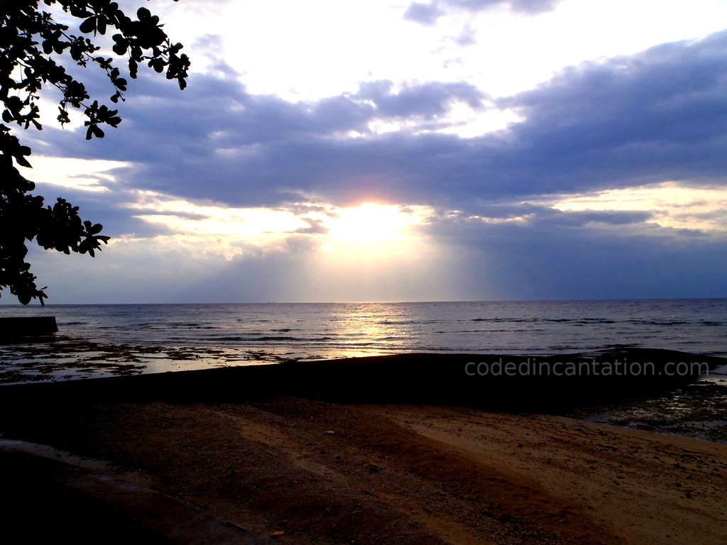 Trip to Badian: Sunset
