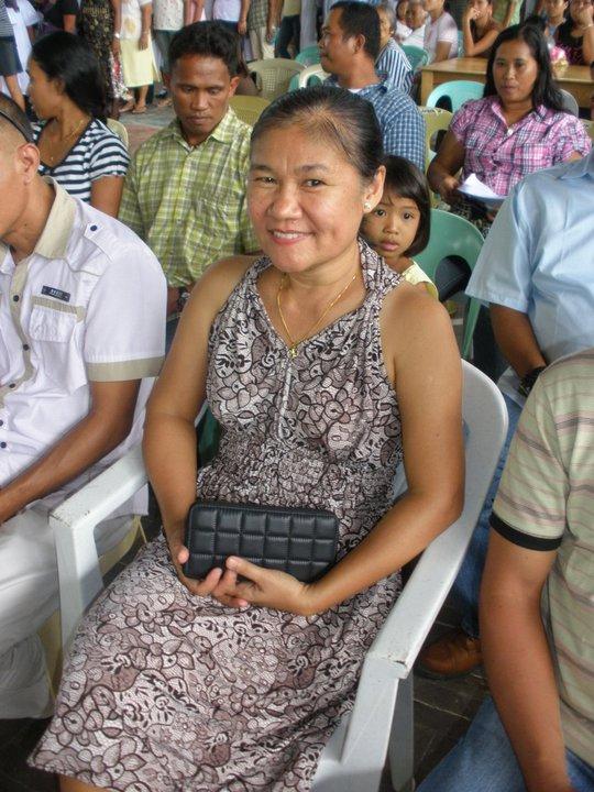 Leonardita Domagtoy Profile