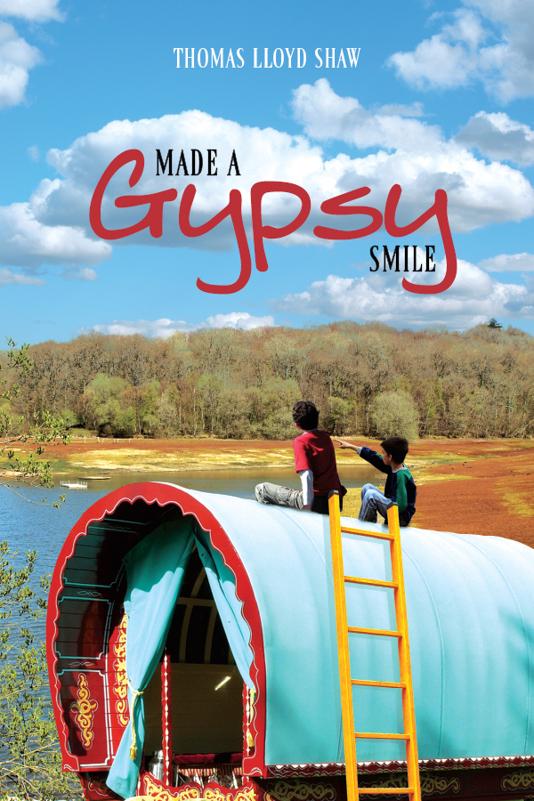Made A Gypsy Smile Book Cover