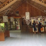 Reception Area. Hidden Paradise Mountain Resort