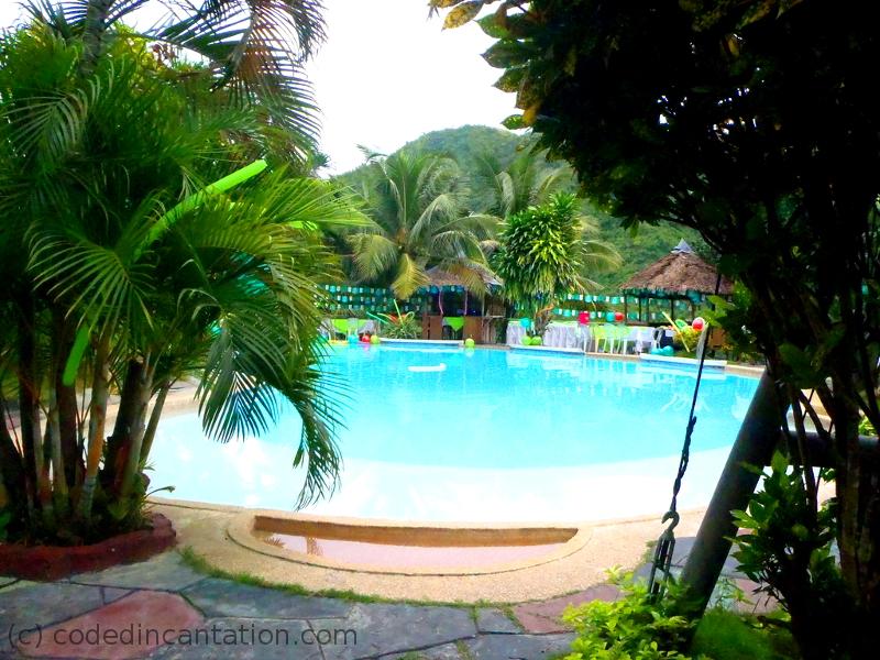First View. Hidden Paradise Mountain Resort
