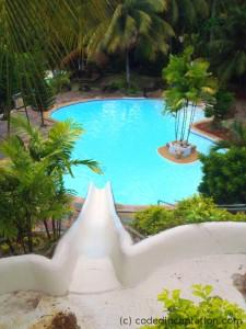 2nd Level Swimming Pool. Hidden Paradise Mountain Resort