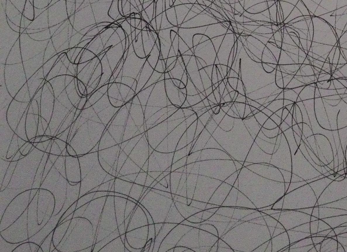 Jose Rizal Scribble Sketch