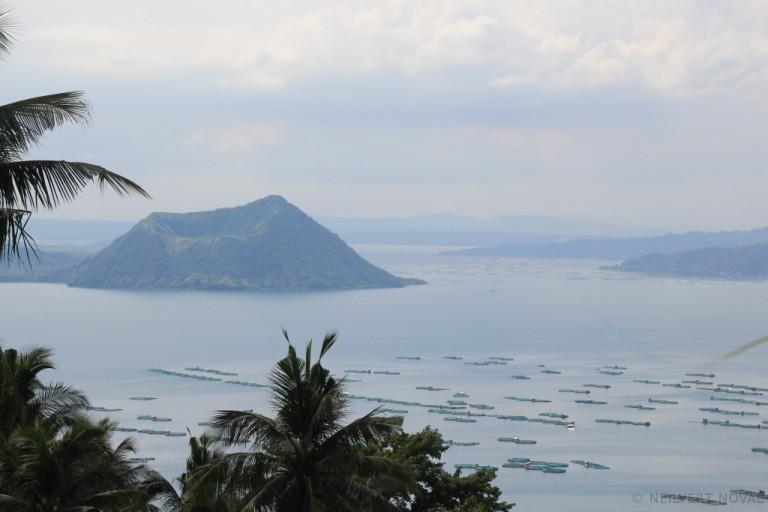Tagaytay Taal Volcano