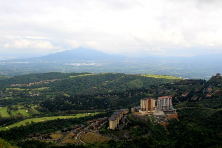 Tagaytay: People's Part In The Sky