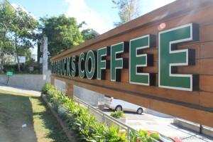 Tagaytay: Starbucks Coffee