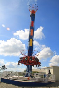 Tagaytay Sky Ranch: Drop Tower