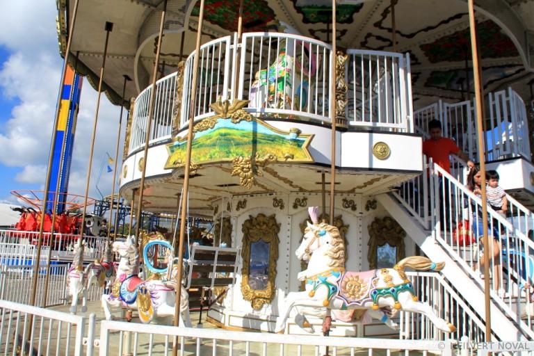 Tagaytay Sky Ranch: Carousel