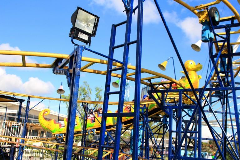 Tagaytay Sky Ranch: Nissi Coaster