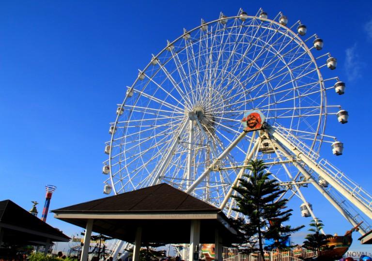 Tagaytay Sky Ranch: Sky Eye