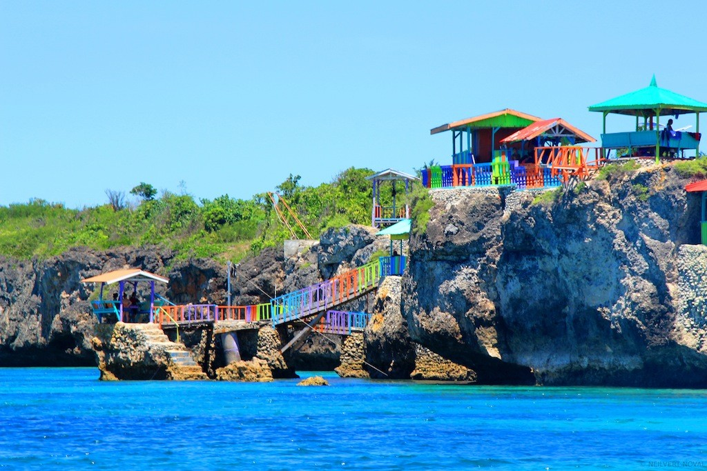 Cebu's Funtastic Island.