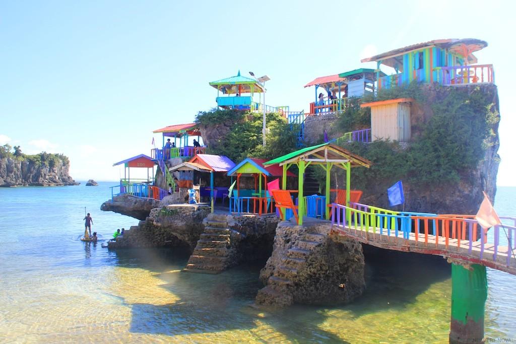 Other photos. Cebu's Funtastic Island.