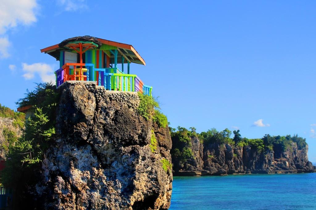 Cottage. Cebu's Funtastic Island.