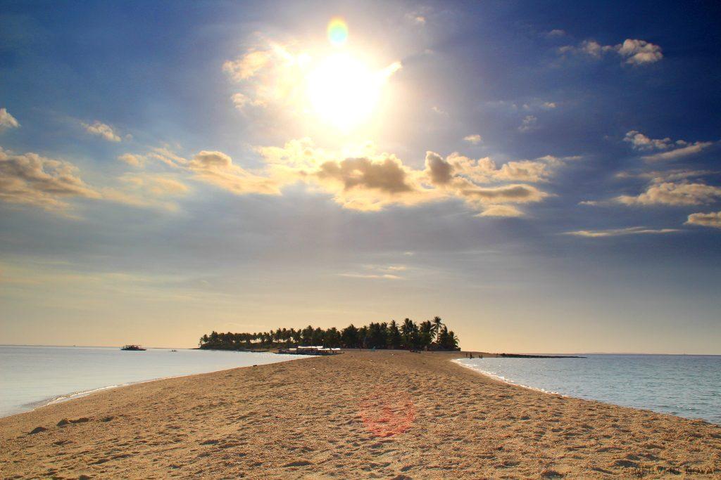 Kalaggaman Island.